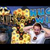 HUGE WIN in Cygnus Slot