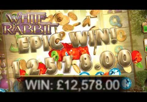 Online Slot Machine BIGGEST WIN: £12,578.00 (Real Money + LIVE)