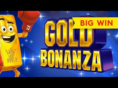 Gold Bonanza Slot – BIG WIN, ALL FEATURES!