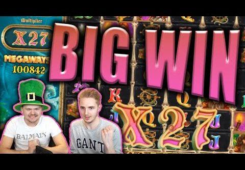 BIG WIN on PIRATE KINGDOM MEGAWAYS Slot – Casino Stream Big Wins