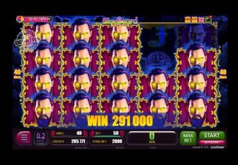 REAL MEGA WIN | 291 000 credits | Blue Beard – online casino slot from Belatra