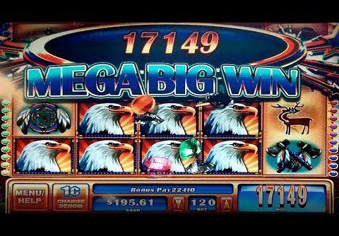 Great Eagle 2 Slot – MEGA BIG WIN – BONUS!