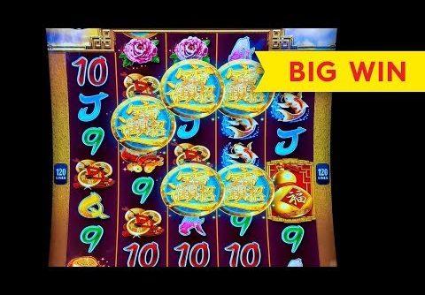 5 SYMBOL TRIGGER! Dragon Emblem Jackpots Slot – BIG WIN!