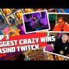 TOP 3 BIGGEST CRAZY WINS | BONUSES IN VIDEO SLOTS | EPIC WIN IN DEAD OR ALIVE SLOT