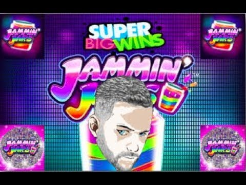 😱AMAZING MEGA BIG WIN sur le SLOT ONLINE JAMMIN JARS + DE X1500 en base game !😱