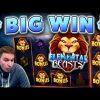BIG WIN on Elemental Beasts Slot – £6 Bet!