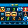 Emoticoins Slot – BIG WIN & Game Play – by Microgaming