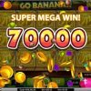Go Bananas – NEW SLOT MACHINE – Mega Win