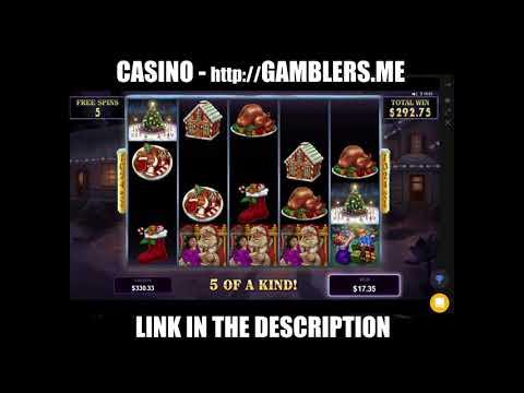 💥 Mega Big Win in Online Casino 2019 💥 Happy Holidays Slot 💥 Huge Win1