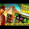 Book Of Maya Slot Review (Novomatic) and MEGA WIN!!!
