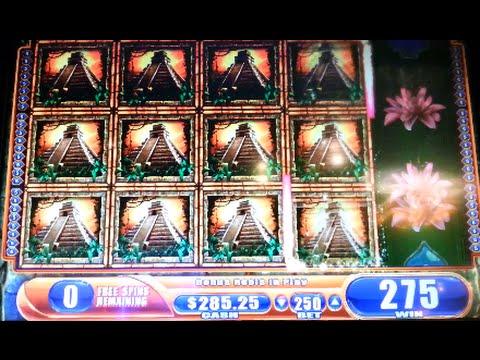 Jungle Wild 3 *MAX BET* WILDS! SUPER BIG WIN! Bonus WMS Slot Machine