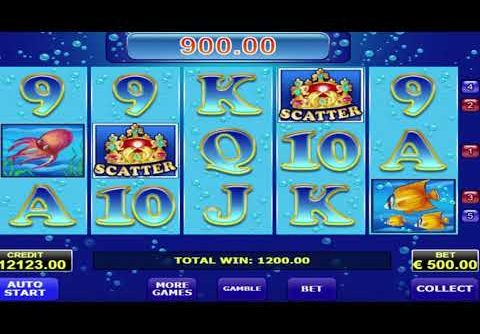 MY RECORD BIG WIN TODAY – €182,000, blue dolphin, amatic slot online