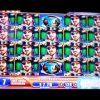 Pirate Ship Super Big Win Bonus Hit WMS Slot Machine