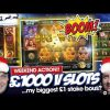 Online Slots – Big wins and bonus rounds RECORD WIN !!!!