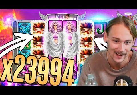 Streamer record win on Lil Devil slot –  Top 5 Best wins of the week casino