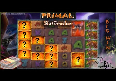 MEGA WIN !!! Online Casino – Slots – Primal MEGAWAYS Massive Win !!!