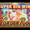 *NEW SLOT* Wonder Rose Slot – **SUPER BIG WIN** – Slot Machine Bonus
