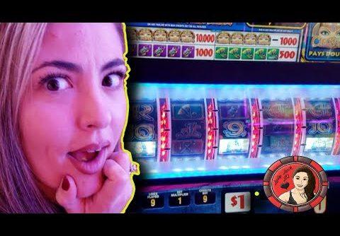 NEW Cleopatra Slot Machine at Wynn Las Vegas | Big Wins