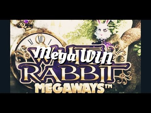 Online Casino Slot White Rabbit Free Spins and Mega Win Big Win Super win