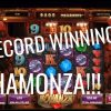 My winning record Bonanza Bonus Huge Win 20.4.2018