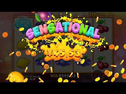 Super Big Win | Extra Juicy Slot | Pragmatic Play