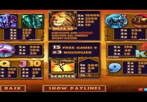safari Heat Bigwin || 918 kisses slot || victory165