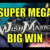 Online slots HUGE WIN 2-5 euro bet – The Wishmaster MEGA WIN