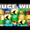 HUGE WIN AT THE CASINO WITH NO CASH MONEY