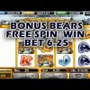 Bonus bears || free game win super bigwin bet 6.25 || 918kiss