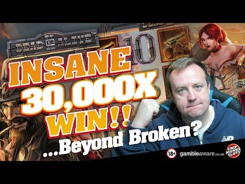 Online Slots – Dead Or Alive 2 Over 30,000 x win !!!!