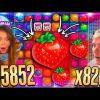 Record win x15852 on Jammin Jars slot  – Top 5 BIG WINS  in slot