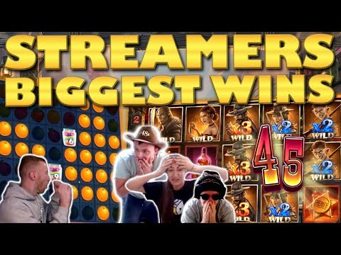 Streamers Biggest Wins – #45 / 2019
