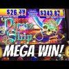 MEGA WIN BONUS!! LOTS OF GOLD! PIRATE SHIP SLOT MACHINE!!!