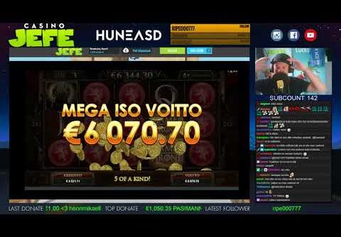 INSANE HIT- MEGA BIG WIN! – Game Of Thrones Slots