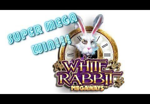 White Rabbit (Online Slot BIG Win): my Biggest Multiplier INSANE WIN