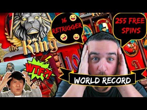😱 Slot Online , Le bonus Freespins Le Plus Long Du Monde ? WORLD RECORD 225 FREESPINS ? 😱