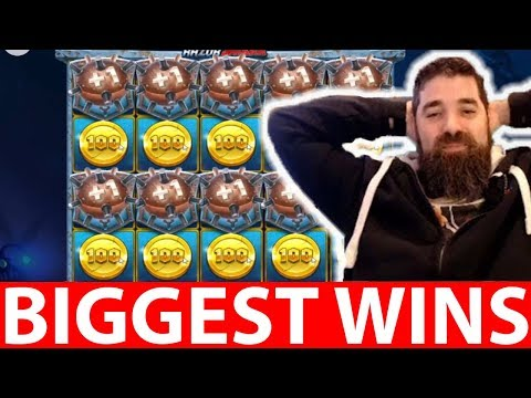 Streamers Biggest Wins #21 SPINTWIX & LIVESLOT ROAMING KRAKEN INSANE WIN