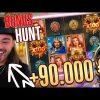 ROSHTEIN WIN 45.000 € on The Sword and Grail slot – Mega Win 90.000 € Bonus hunt