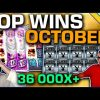 Top 8 Slot Wins of October 2019
