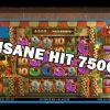 Extra Chilli Slots Super Mega Insane Hit 7500x