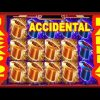 ** ACCIDENTAL JACKPOT HANDPAY ** MUST WATCH ** HOLD ON TO YOUR HAT ** SLOT LOVER **