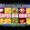 ++SUPER BIG WIN++ FU DAO LE SLOT MACHINE BONUS w/ RETRIGGERS! Bally Technologies