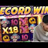 RECORD WIN! Peking Luck Big win – HUGE WIN on Casino slot from Casinodaddy LIVE Stream