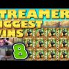 Streamers Biggest Wins – #8 / 2019