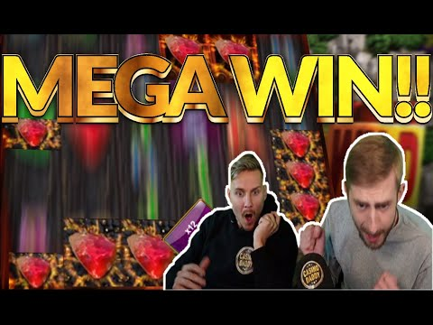 MEGA WIN! Bonanza Big win – HUGE WIN on Casino slots from Casinodaddy