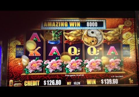 5 Frogs Super Feature max bet big win ** SLOT LOVER **