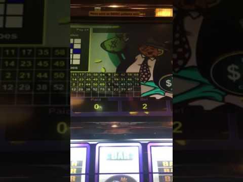 Mr Money Bags Big Win at Choctaw Casino