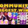 Community Biggest Wins #12 / 2020