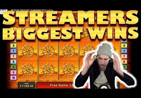 Streamers Biggest Wins #5 MEGA WIN CAPTAiN VENTURE