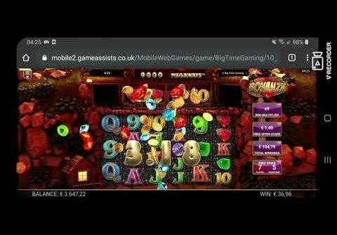 Bonanza MEGA BIG WIN!!! Casino Slots Online